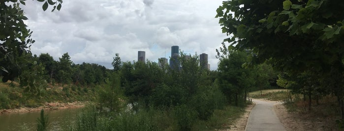 Buffalo Bayou Walk - North Trail is one of Jessicaさんのお気に入りスポット.