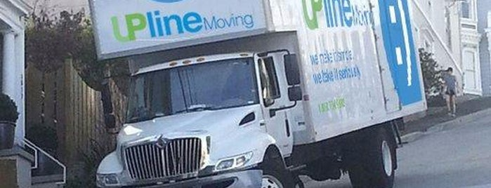 Upline Moving is one of Pavelさんのお気に入りスポット.