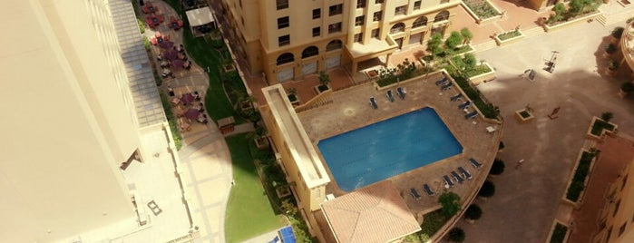 SUHA Hotel Apartments is one of Hoteis.