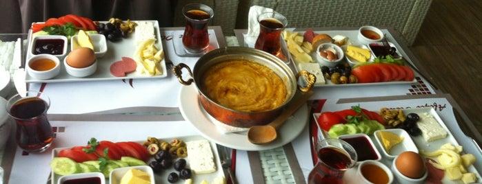 Cafe Gönlüm is one of rasot karaagac organik alabalık çiftliğinde.