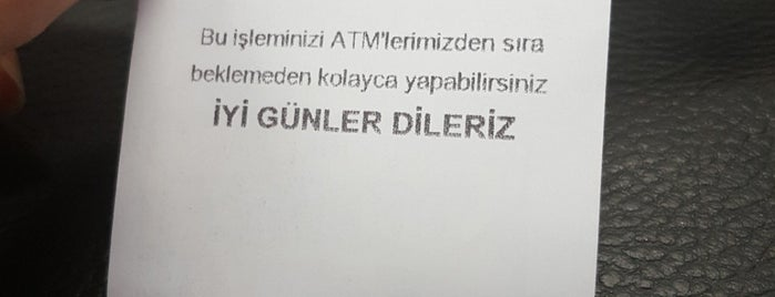 Vakıfbank Dikmen Şubesi is one of สถานที่ที่ Ekrem ถูกใจ.