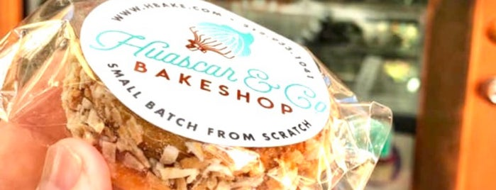 Huascar & Co Bakeshop is one of Bakeries and Desserts to Try.