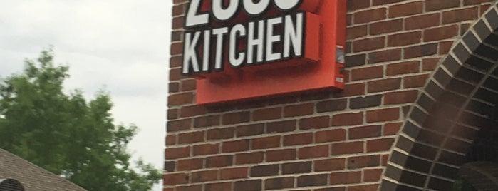 Zoës Kitchen is one of Birmingham Restaurants.