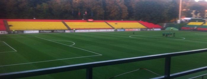 Стадион ЛФФ is one of Part 1~International Sporting Venues....