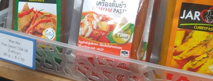 3 Aunties Thai Market is one of NYC - Break Glass in Case of Emergency.