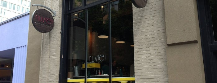 Nuvrei Patisserie & Café is one of Portland.