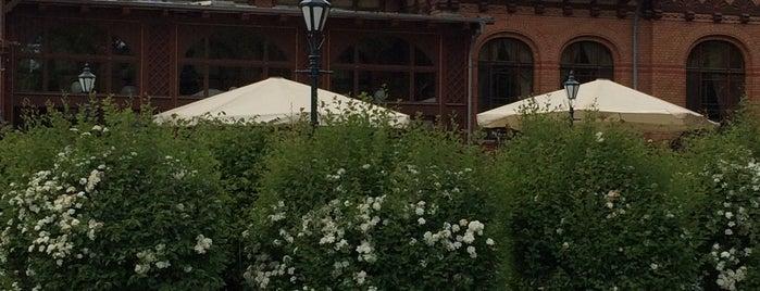 Herrenkrug Parkhotel is one of 4sq365de (1/2).
