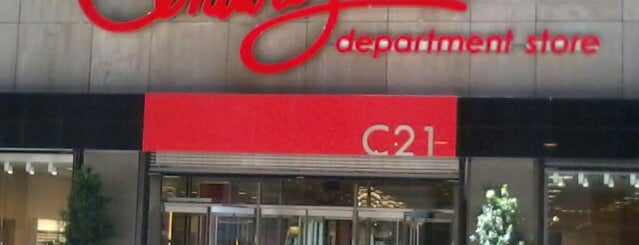 Century 21 Department Store is one of Nueva York.