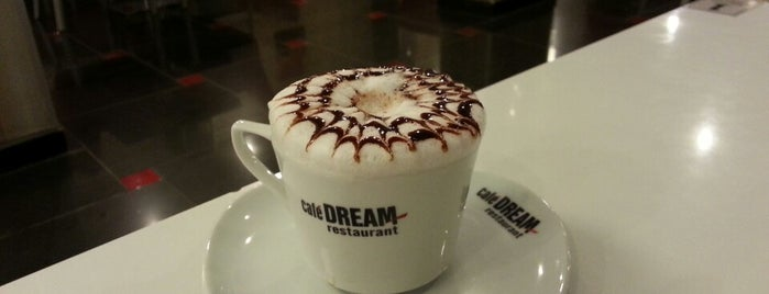 Café Dream is one of Yasemin Arzu: сохраненные места.