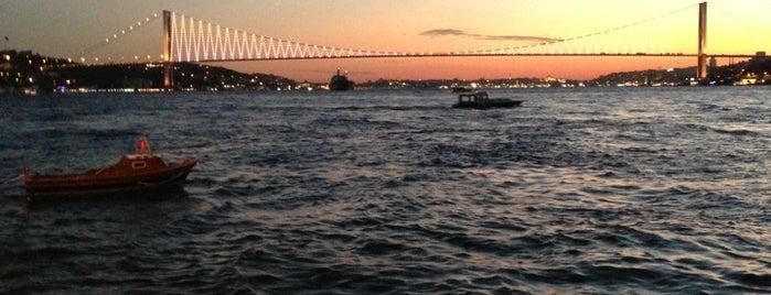 Çengelköy Sahili is one of SÜRÜCÜ KURSU http://www.ozsagyildirim.com/.