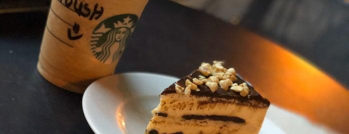 Starbucks is one of สถานที่ที่ Omar ถูกใจ.