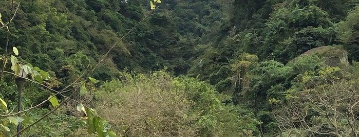羅山瀑布 is one of Taitung 台東.