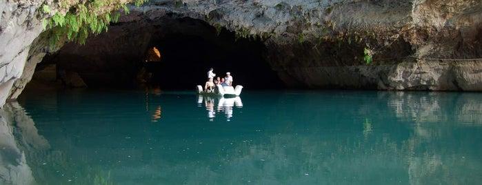 Altınbeşik Mağarası is one of Antalya.