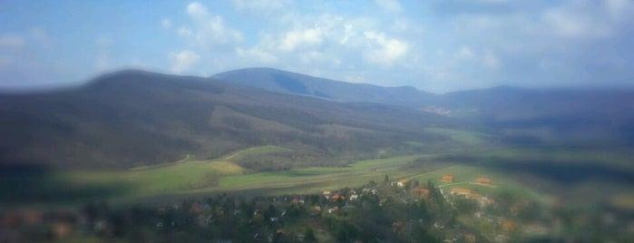 Oszoly-csúcs is one of Budai hegység/Pilis.