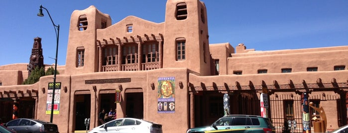 Museum of Contemporary Native Arts is one of New Mexico.