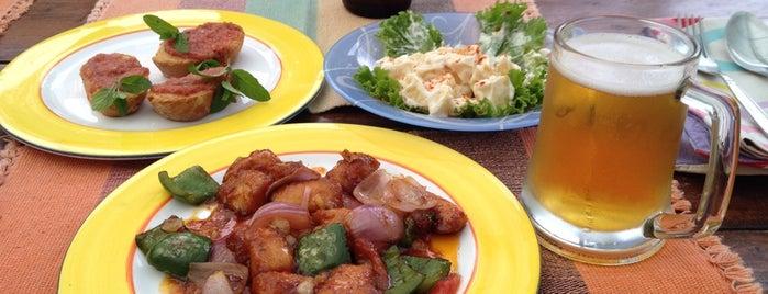 Cocina Mitho Chha is one of Kathman Dos.