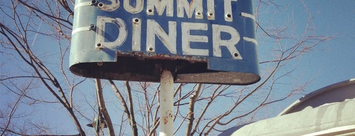 Summit Diner is one of Posti che sono piaciuti a Megan.