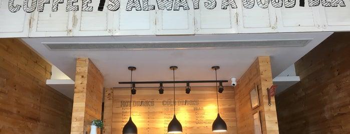 1/15  Cafe is one of Lugares favoritos de Omar.