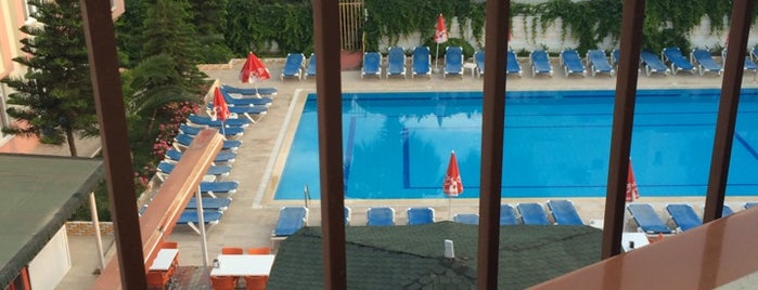 Truva Beach Hotel is one of Posti salvati di ♥♥♥.