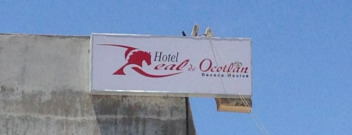 Hotel Real De Ocotlan is one of Recomendaciones.