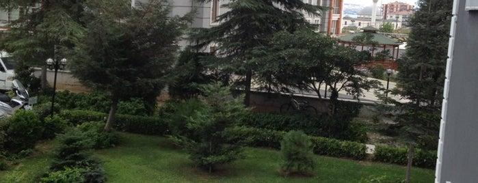 Miarko Sitesi is one of seyfi'nin Beğendiği Mekanlar.