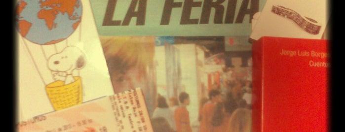 La Rural - Predio Ferial de Buenos Aires is one of Por ahí....