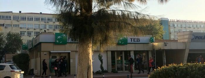 TEB is one of Hulya : понравившиеся места.