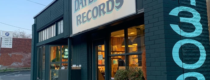 Daybreak Records is one of Record Shops.
