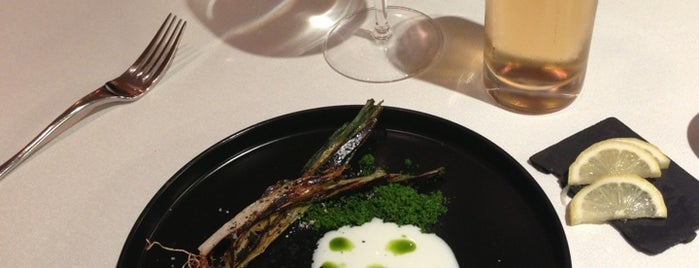 Boragó is one of The World's Best Restaurants.