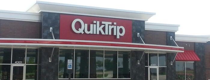 QuikTrip is one of Lieux qui ont plu à Jay.