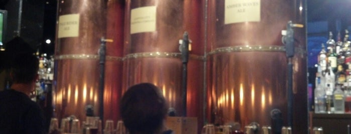 Capitol City Brewing Company is one of Washington DC Brewery Tour.