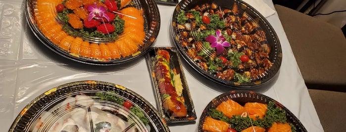 Go Sushi is one of Sushi.