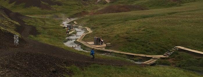 Geothermal Park Hverasvæðið is one of Travel.