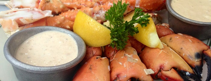 Joe's Stone Crab is one of Florida.