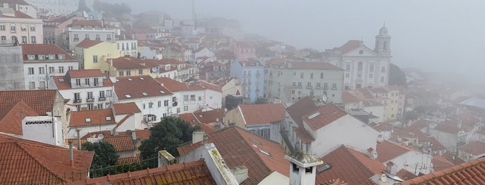 Miradouro do Castelo de São Jorge is one of Lissabon🇵🇹.
