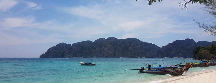 Long beach is one of Phuket.
