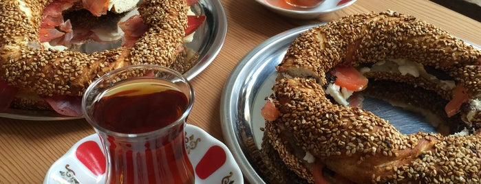 Simit & Chai Co. is one of Travel Guide to Toronto.