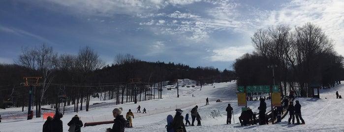 Centre De Ski Mont Rigaud is one of 2018.