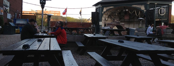 Rathskeller Biergarten is one of Jared's Liked Places.