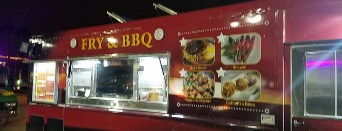 Kembo Food Truck Service - 炸遍LA is one of That's 626!.