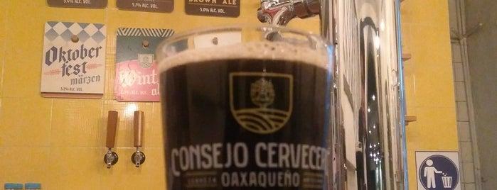 Consejo Cervecero Tasting Room is one of Lieux qui ont plu à Fanel.