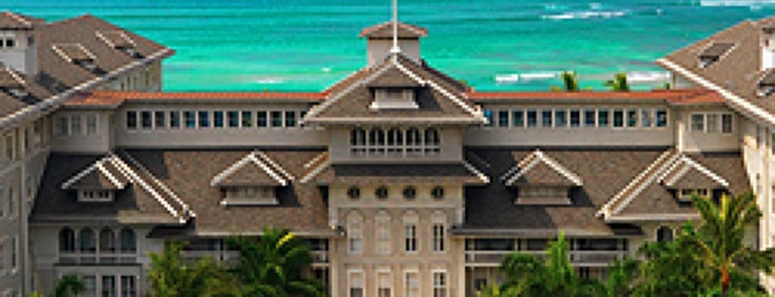 Moana Surfrider, A Westin Resort & Spa, Waikiki Beach is one of Honolulu.