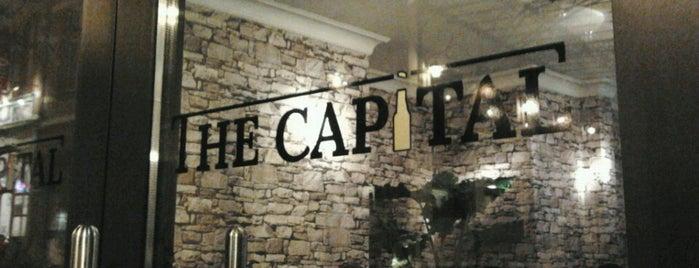 The Capital is one of Ciaran : понравившиеся места.