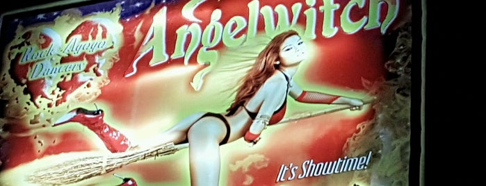 Angelwitch is one of strip clubs 3 XXX.