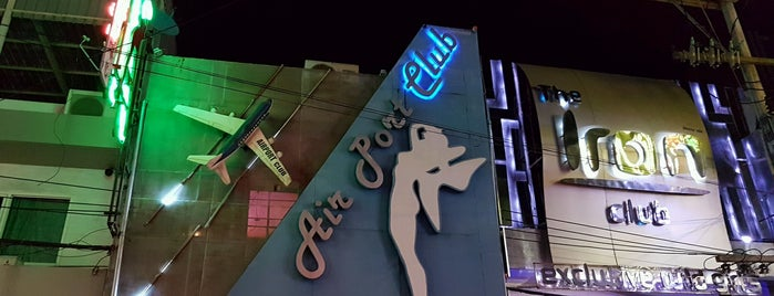 Airport Club is one of strip clubs 3 XXX.