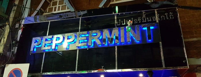 Peppermint A Go Go is one of strip clubs 3 XXX.