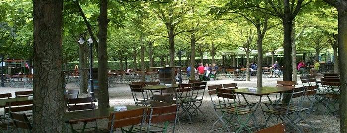 Bayerischer Biergarten is one of Darmstadt.