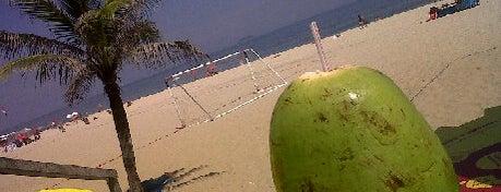 Praia de Ipanema is one of Melhores Praias.