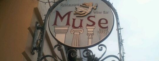 Muse is one of Charleston.