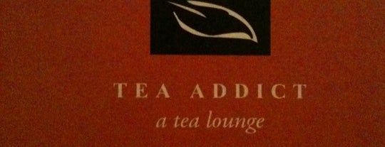 Tea Addict is one of Metrocity, filled with tongue-sophisticator.